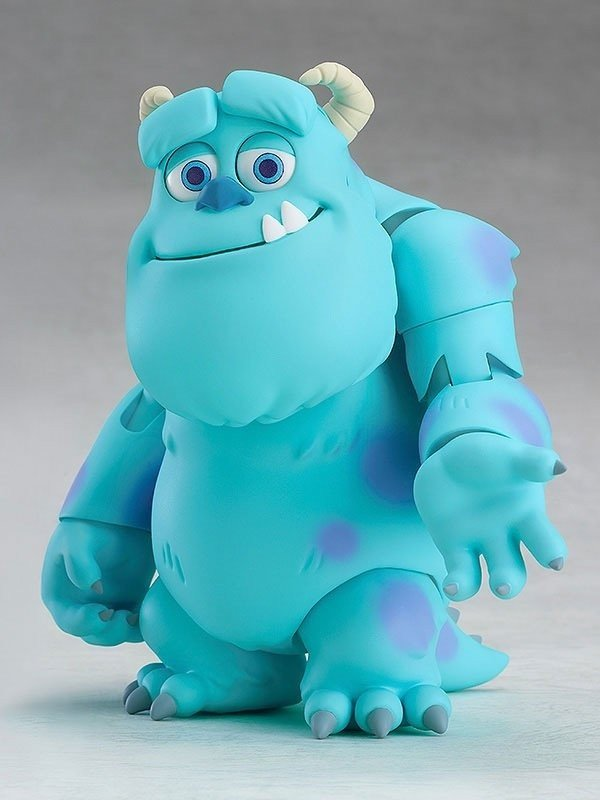 Sulley Nendoroid Figure Standard Ver. -- Monsters Inc.